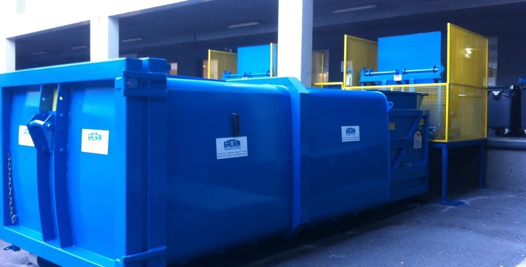 mobile and stationary compactors