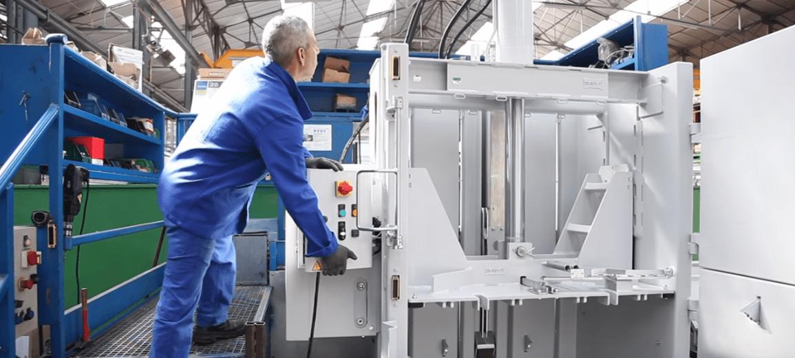 fabricant de compacteur a dechet