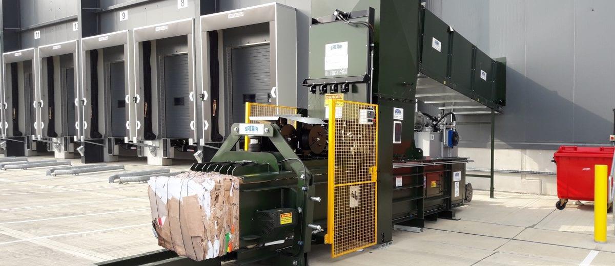 compacteurs, presse a dechet, broyeur de déchets industriel